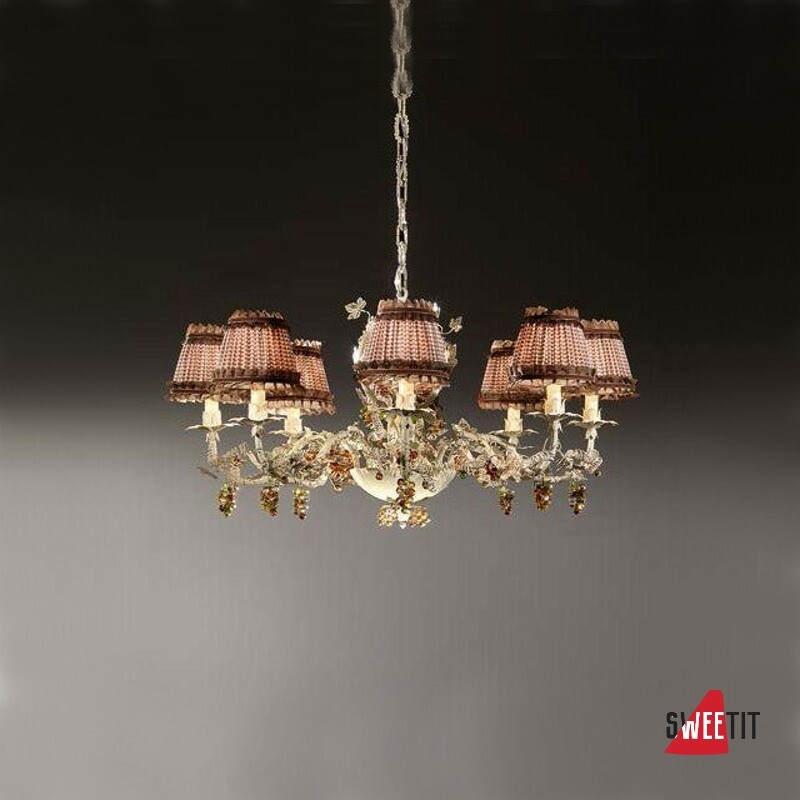 Люстра Non Solo Luce Provence Collection Mathilde CH-08 P I