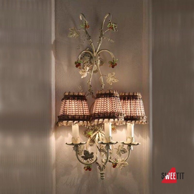 Бра Non Solo Luce Provence Collection Mathilde WB-03 P I