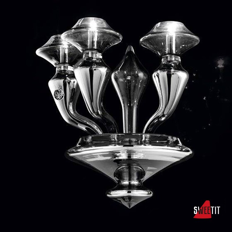 Бра Beby Group Silver night 0200A02 Chrome Silver Grey